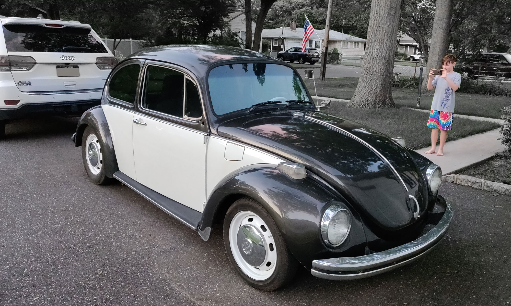 '71 VW Super Beetle Baja 2.0 Project